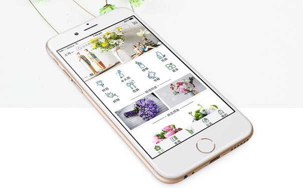 武汉鲜花电商APP开发让你的店铺销量创造新高
